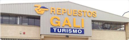 Repuestos Gali Turismo